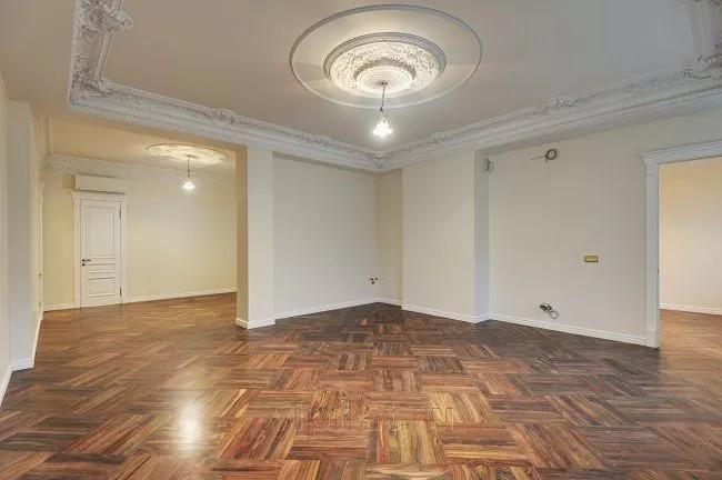 Признак современной квартиры – большая гостиная. «Парадный квартал»