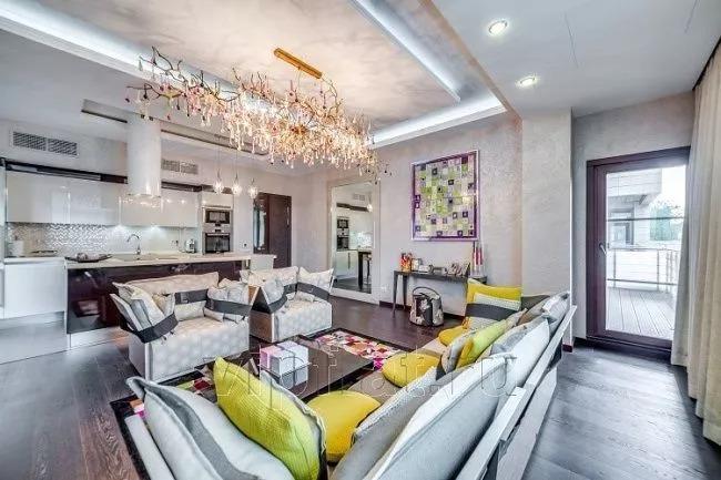 Возрастающим спросом пользуется элитное жилье средней площади – квартира в ЖК «Каменноостровский»