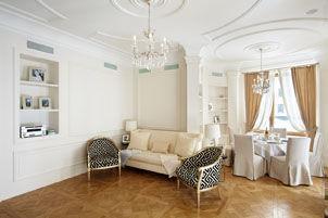Элитная недвижимость Петербурга на сайте vipflat.ru