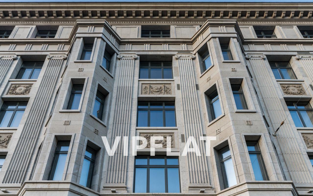 Продажа элитных квартир Санкт-Петербурга. «Art View House», Мойки реки наб., 102 Декоративные элементы фасада