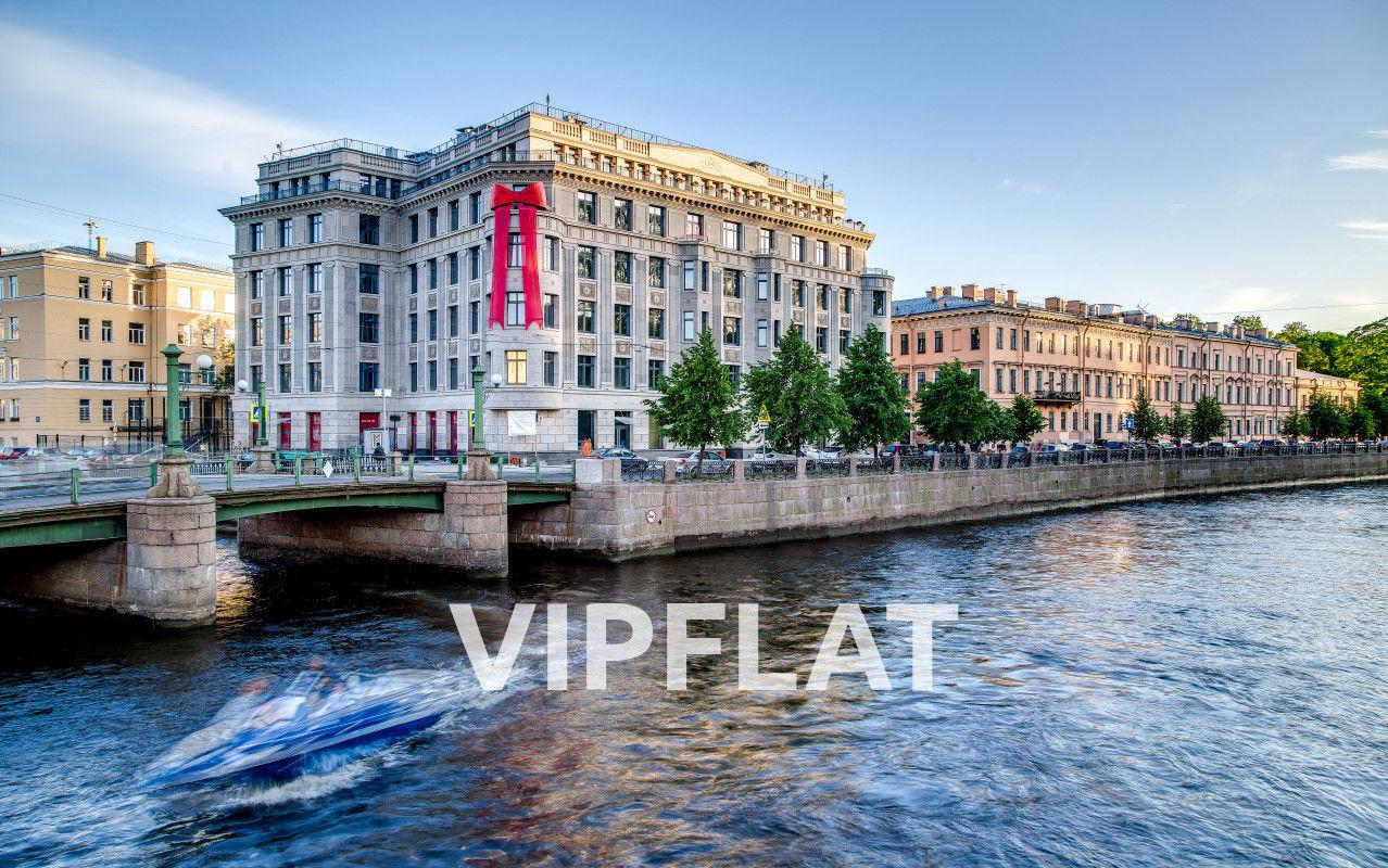 Продажа элитных квартир Санкт-Петербурга. «Art View House», Мойки реки наб., 102 Жемчужина в окружении воды