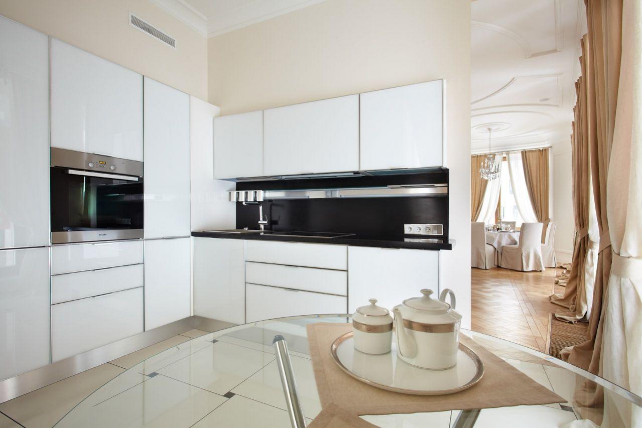 Продажа элитных квартир Санкт-Петербурга.    Кухня