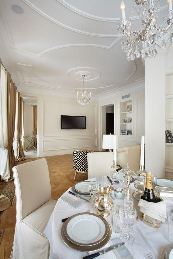 Продажа элитных квартир Санкт-Петербурга.    Гостиная