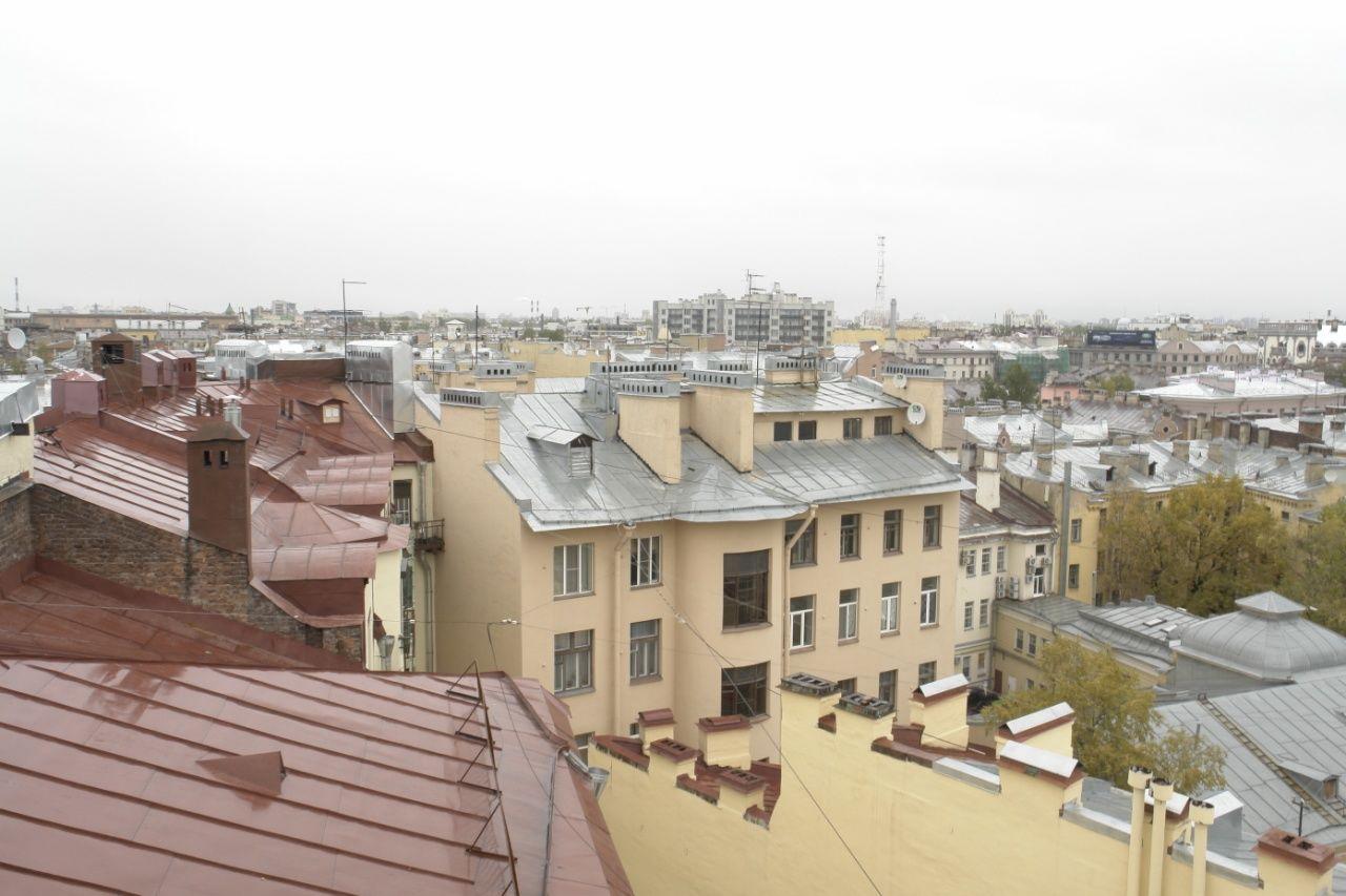 Продажа элитных квартир Санкт-Петербурга.  Из башни видны все праздничные салюты города