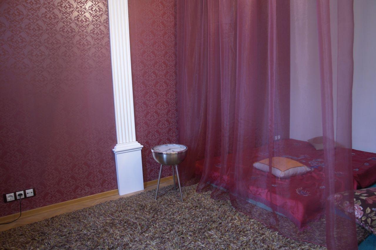 Продажа элитных квартир Санкт-Петербурга.  Зона спальни