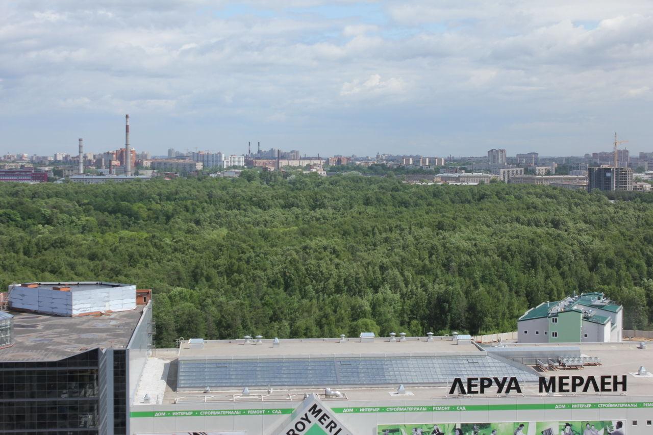 Продажа элитных квартир Санкт-Петербурга.  Рядом Удельный парк
