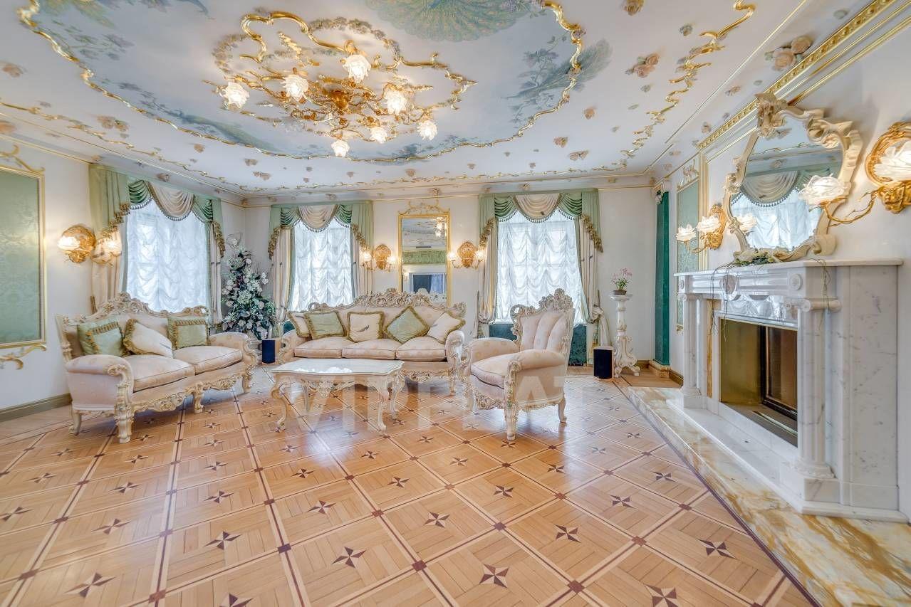 Продажа элитных квартир Санкт-Петербурга. Искусств пл., 5 Гостиная