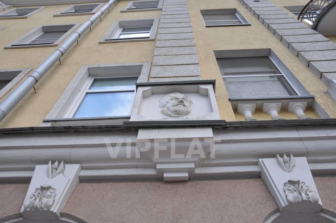 Продажа элитных квартир Санкт-Петербурга. Крюкова канала наб., 13 Элементы фасада