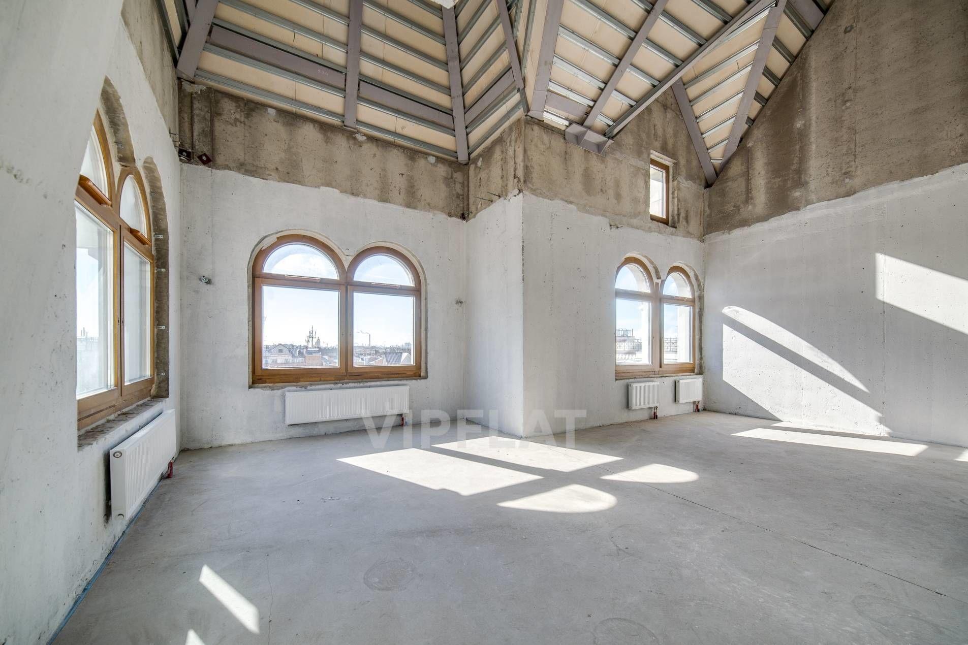Продажа элитных квартир Санкт-Петербурга. Басков пер., 2 Арочные окна и потолки до 8 метров