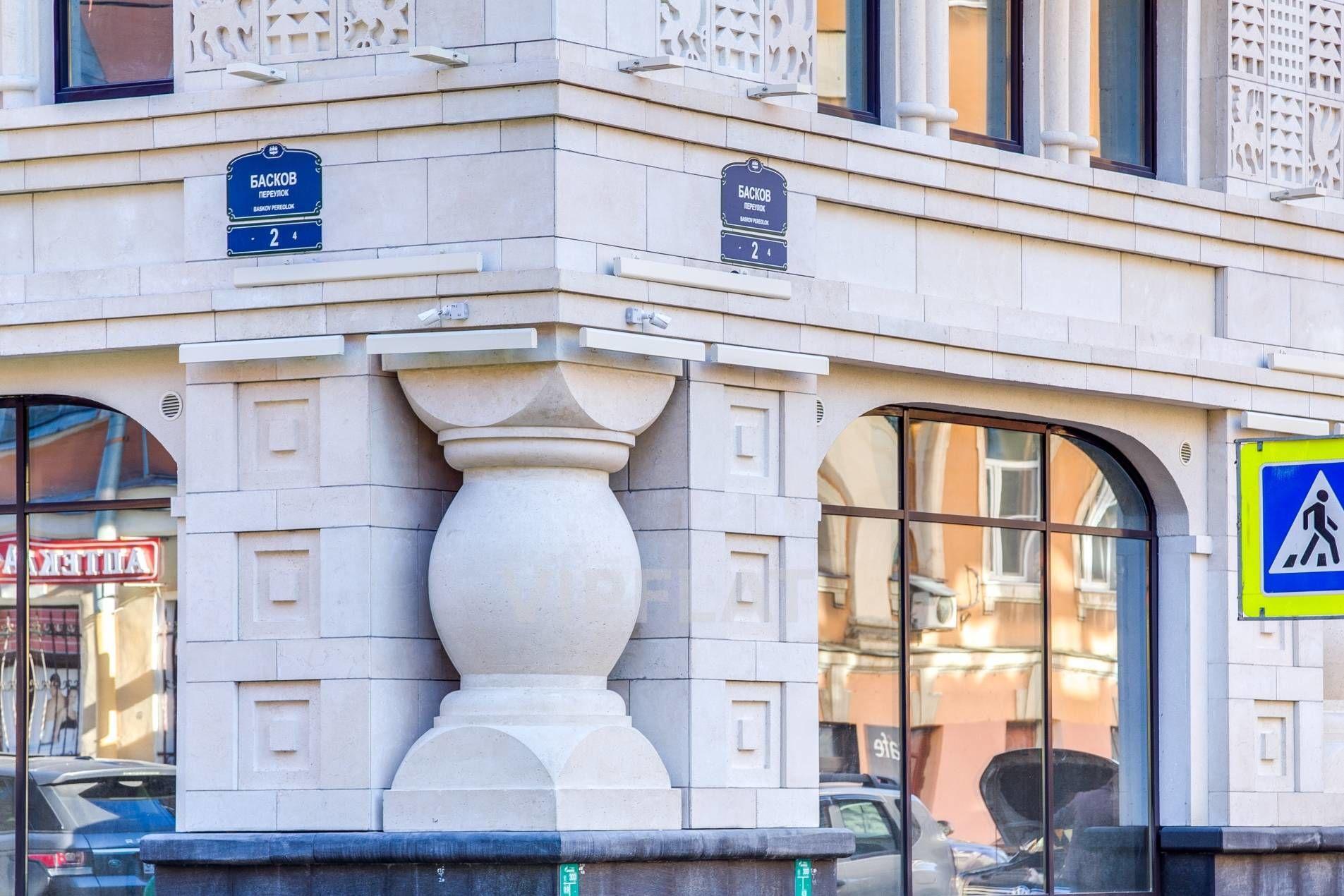 Продажа элитных квартир Санкт-Петербурга. Басков пер., 2 Дом ручной работы