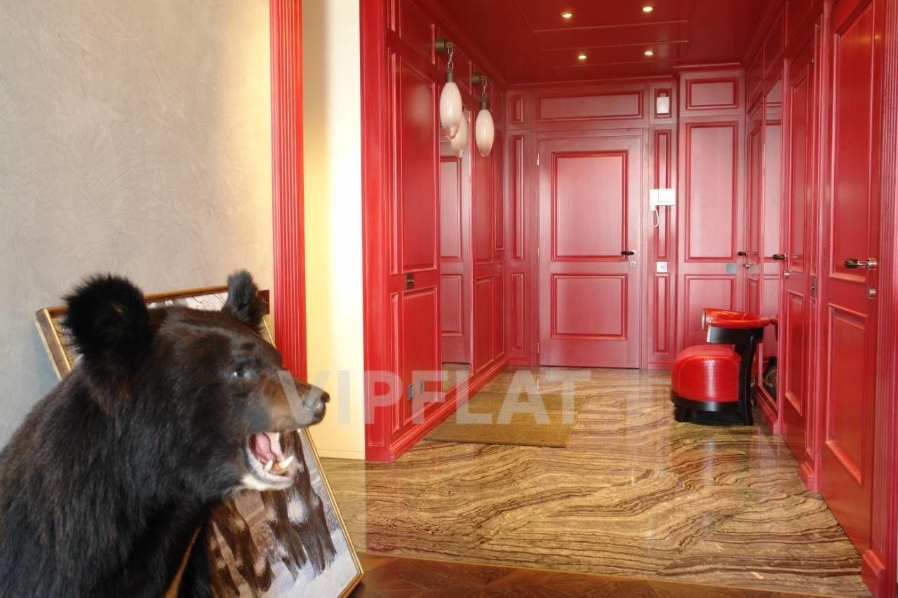 Продажа элитных квартир Санкт-Петербурга. Шпалерная ул., 60 Холл