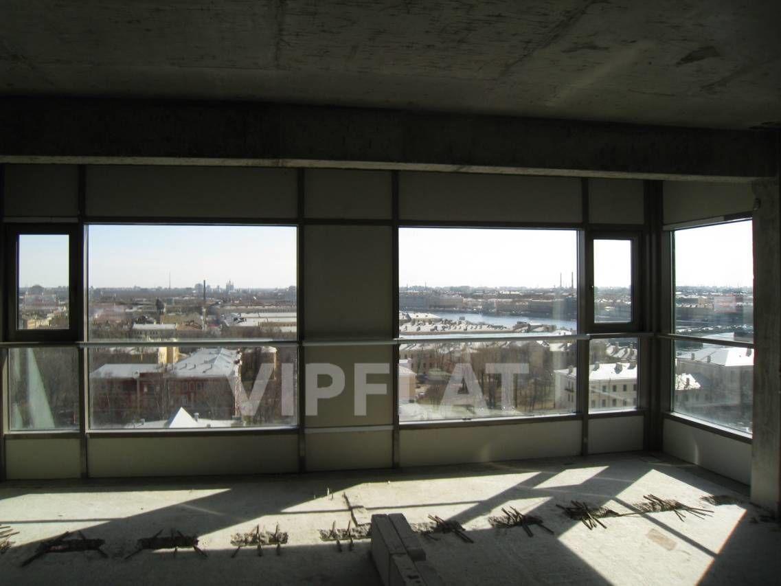 Продажа элитных квартир Санкт-Петербурга. Пироговская наб. д.5 Панорамные окна