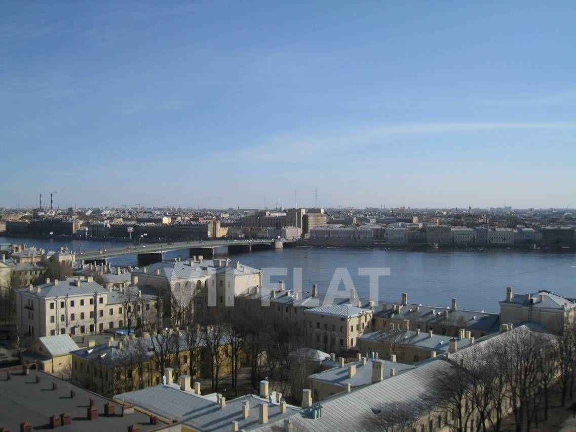 Продажа элитных квартир Санкт-Петербурга. Пироговская наб. д.5 Вид из окон