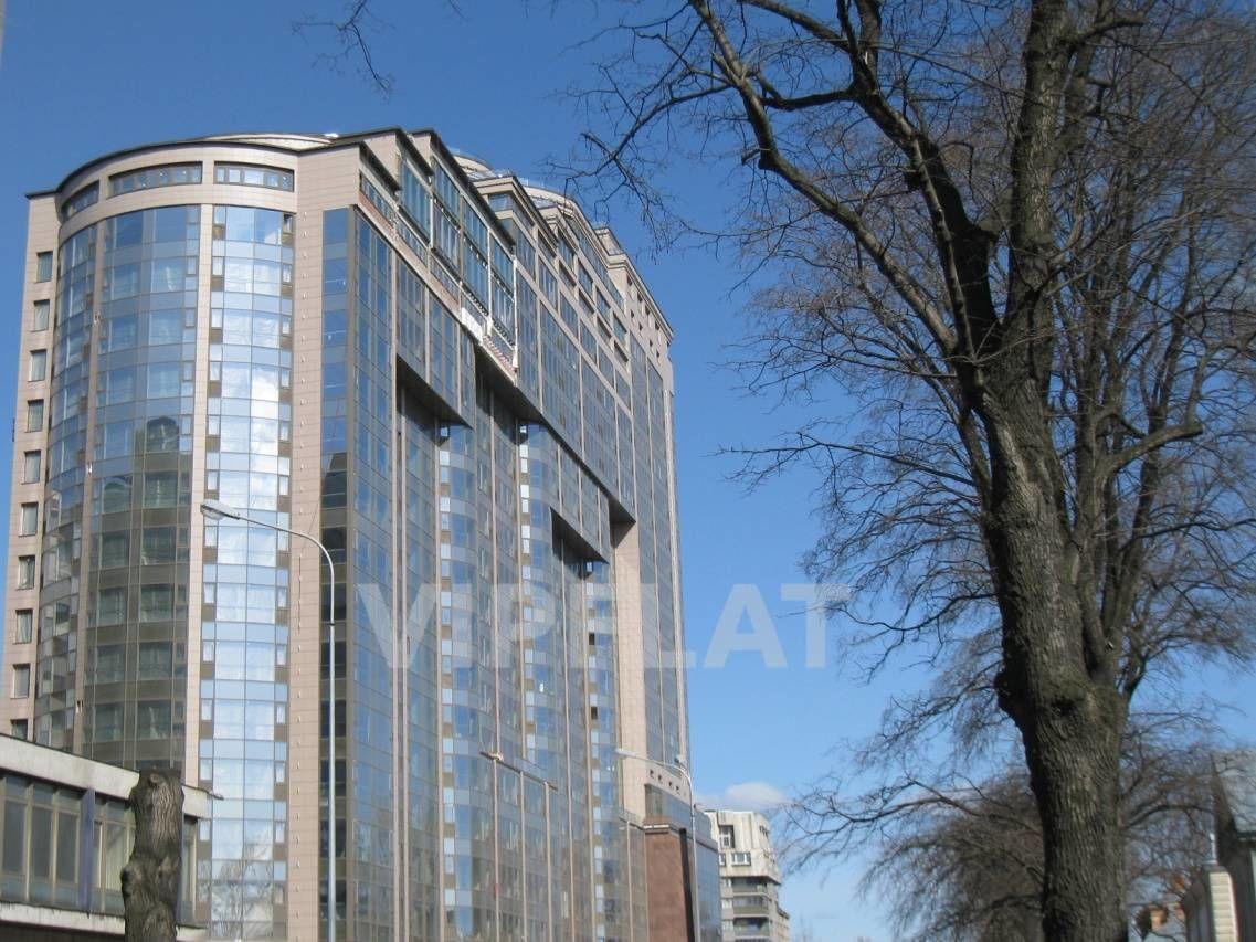 Продажа элитных квартир Санкт-Петербурга. Пироговская наб. д.5 Вид на дом