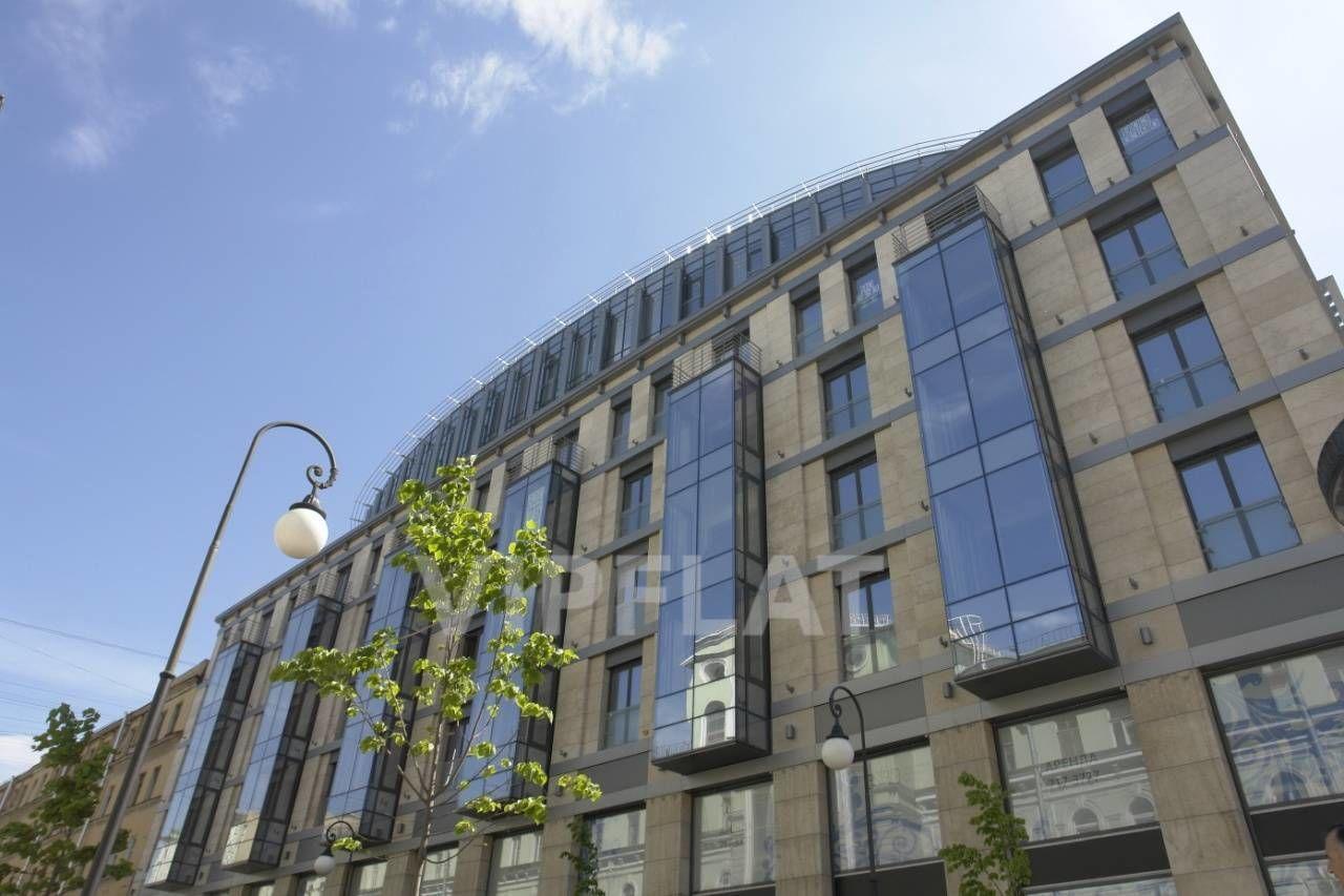 Продажа элитных квартир Санкт-Петербурга. «Le Grand» Невский пр., 152  Фасад