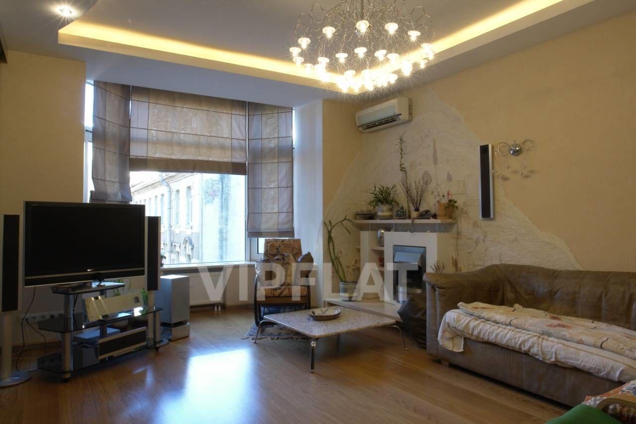 Продажа элитных квартир Санкт-Петербурга. Конная ул. 14 Гостиная