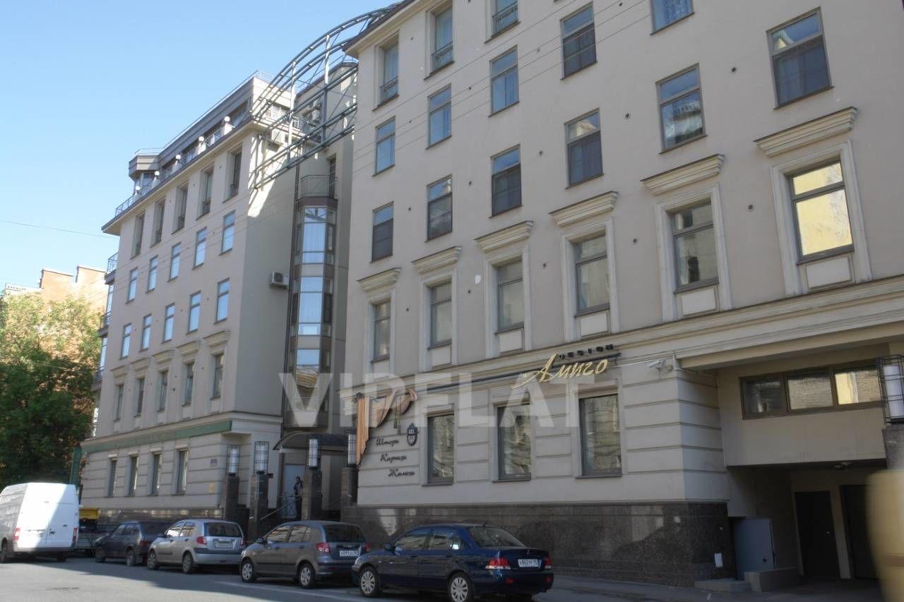 Продажа элитных квартир Санкт-Петербурга. Конная ул. 14 Вид на дом