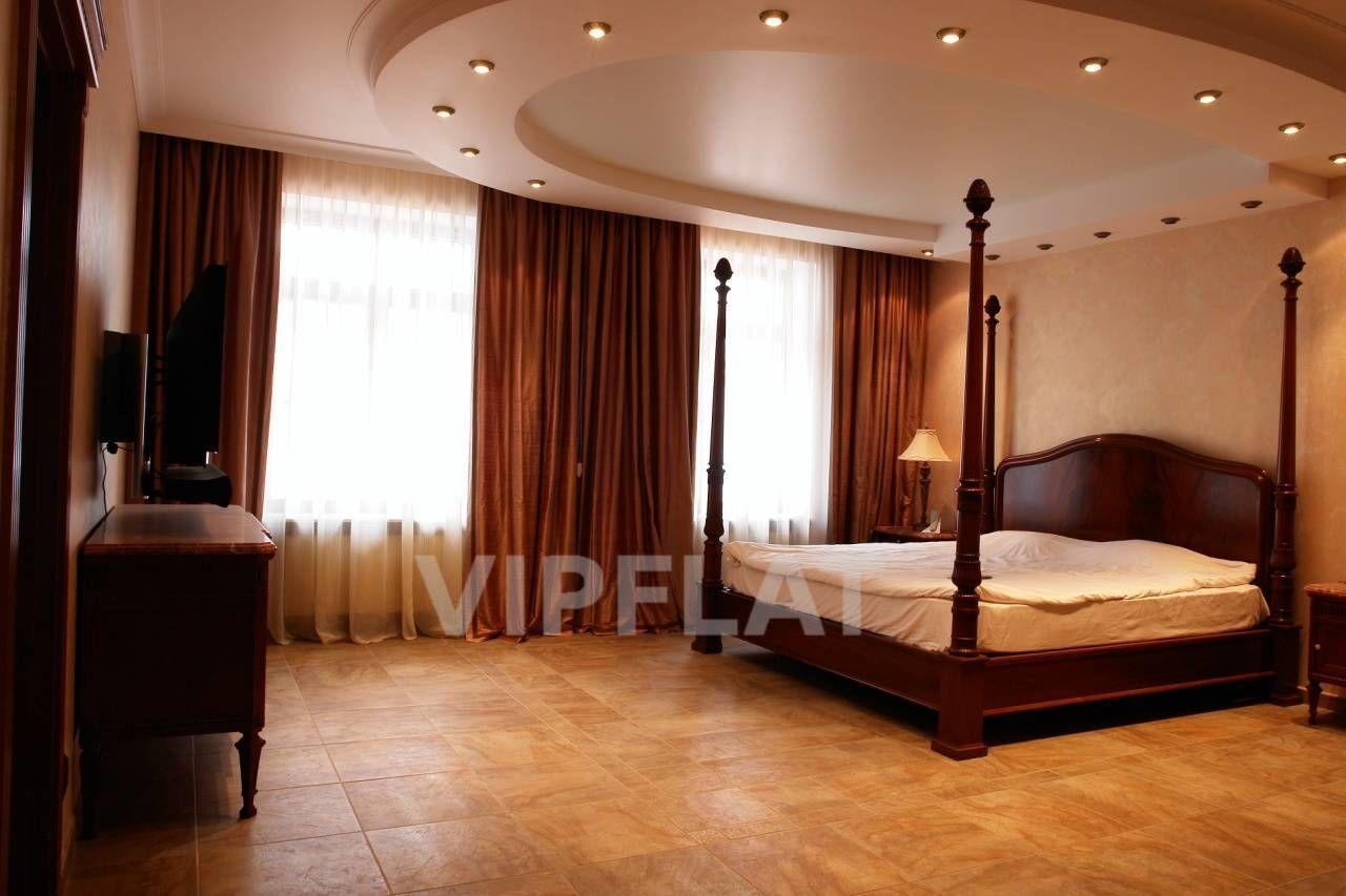 Продажа элитных квартир Санкт-Петербурга. 7 линия, 34 Спальня