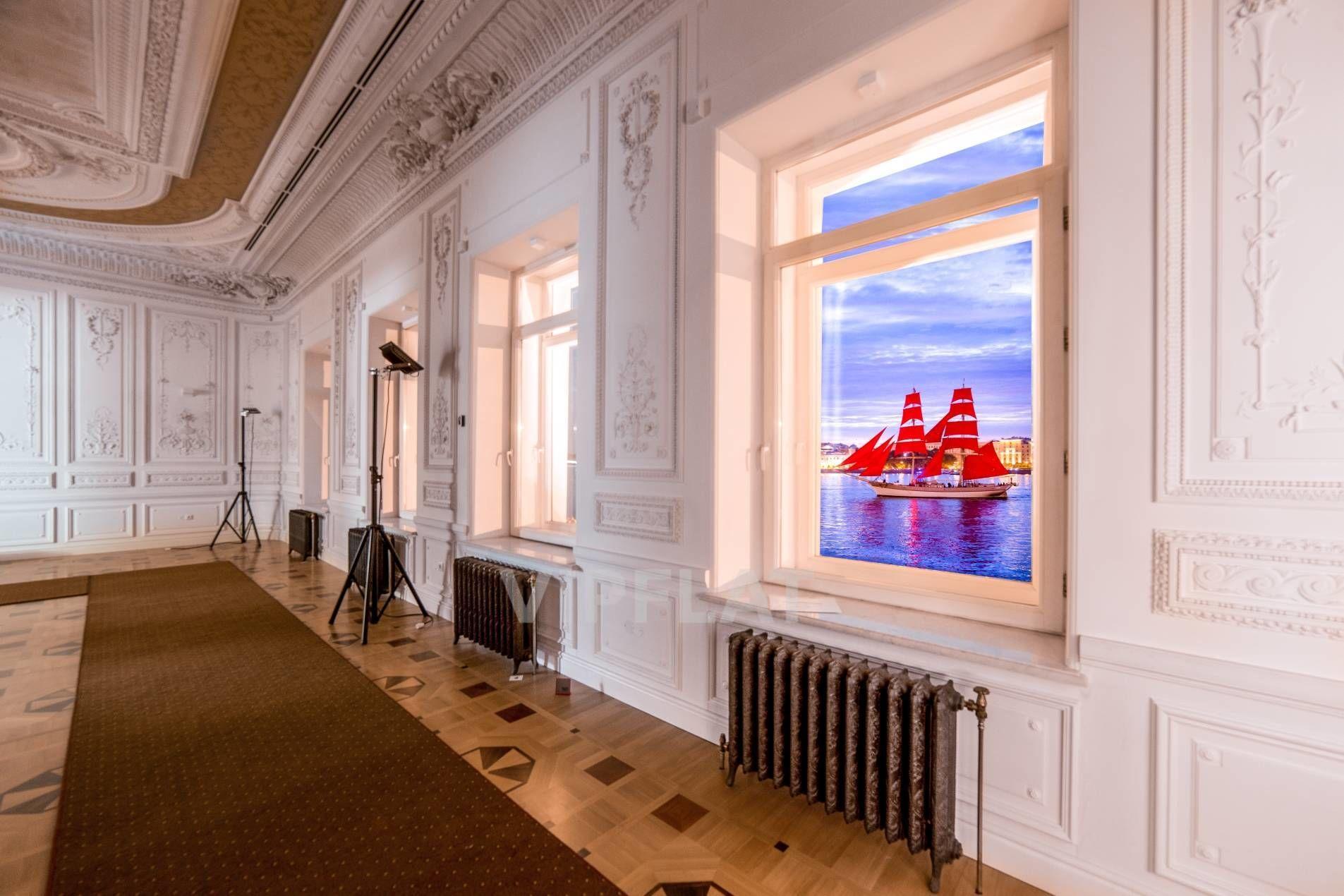 Продажа элитных квартир Санкт-Петербурга. Кутузова наб., 24 Квартиры с лучшим видом