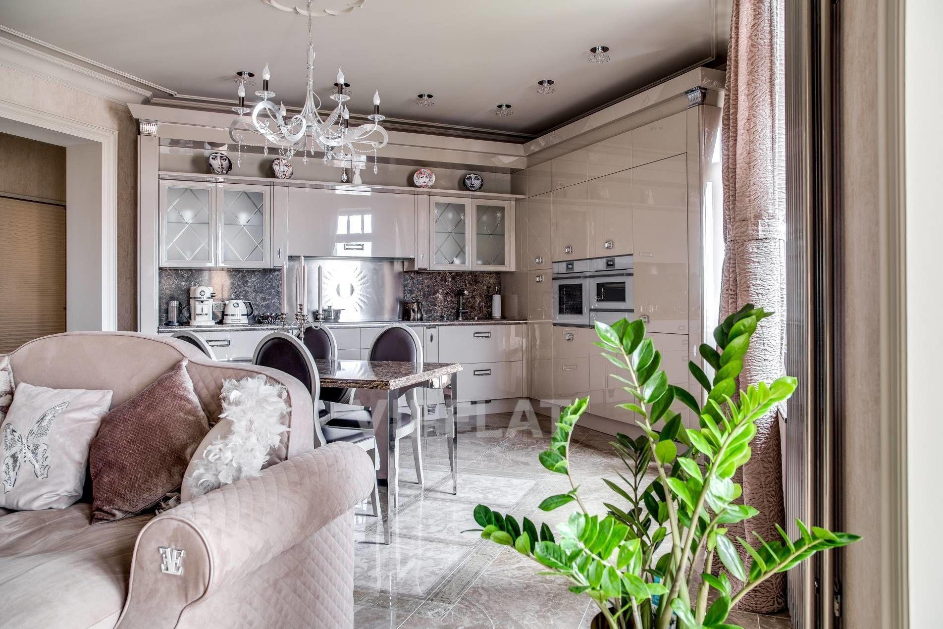 Продажа элитных квартир Санкт-Петербурга. Космонавтов пр., 63 к. 1 Исключительная мебель и техника