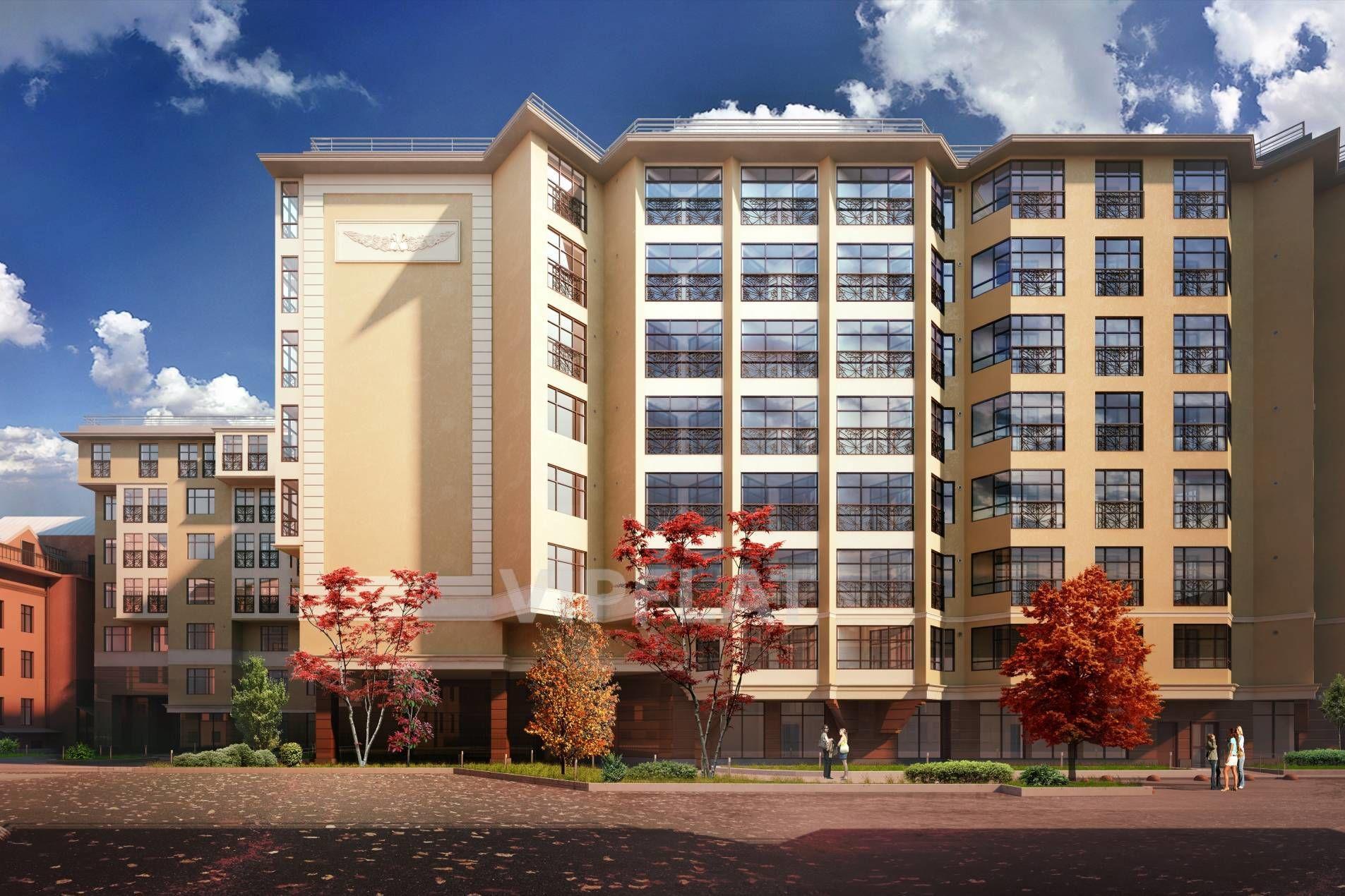 Продажа элитных квартир Санкт-Петербурга. Пионерская ул., 33 Огромные панорамные окна
