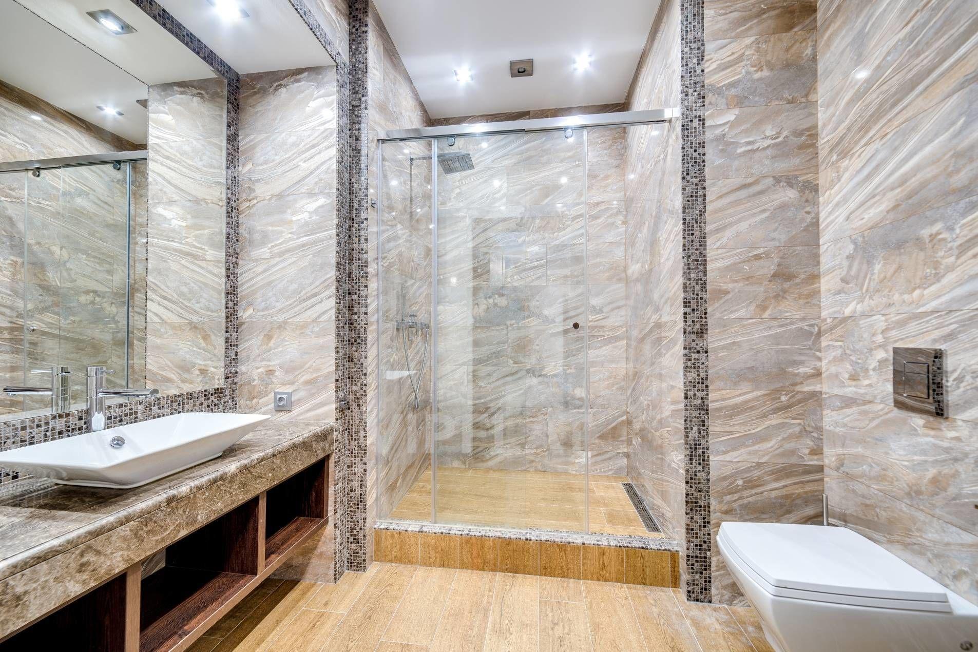 Продажа элитных квартир Санкт-Петербурга. Кирочная улица, 64 Дизайн ванной комнаты