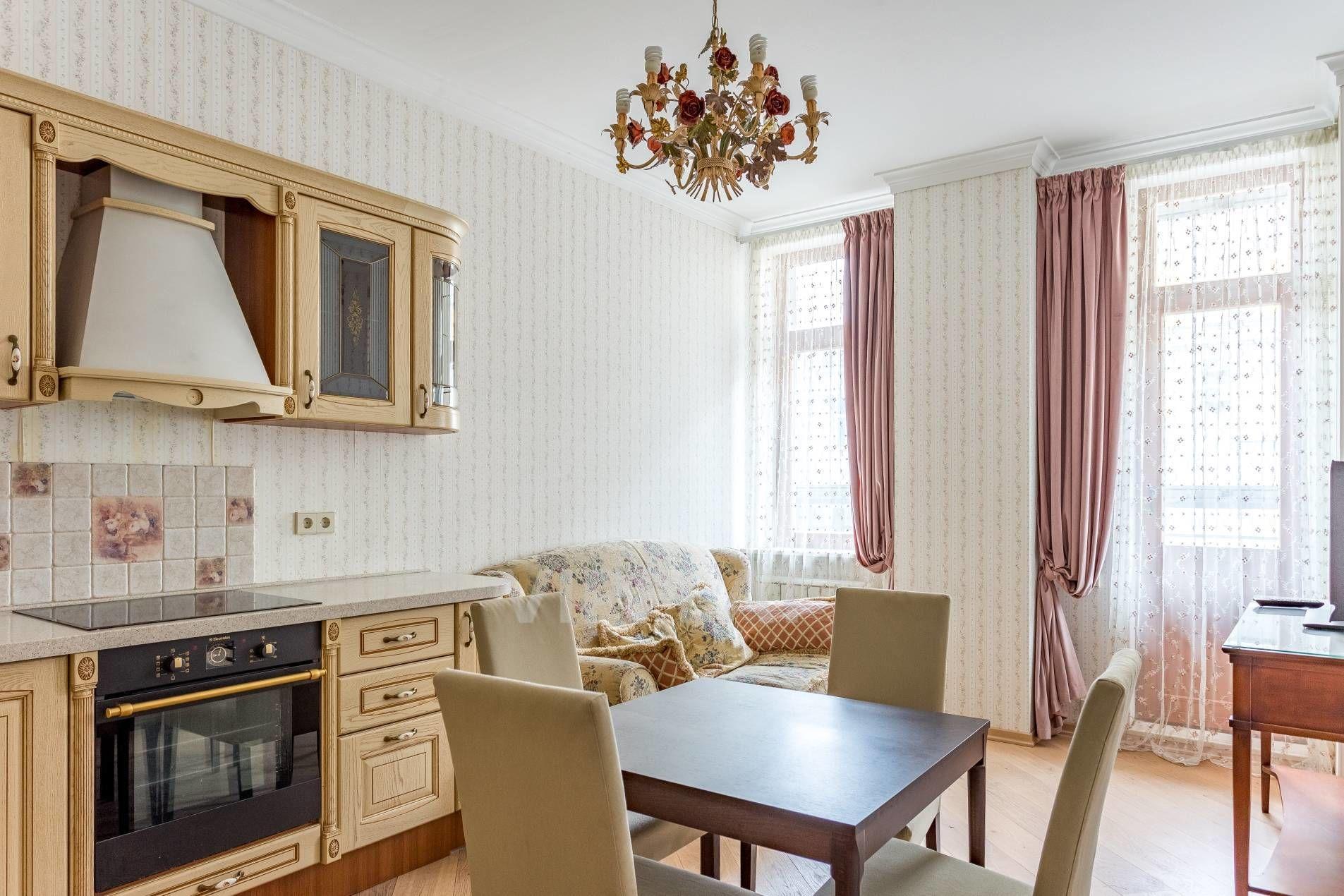 Продажа элитных квартир Санкт-Петербурга. Каменноостровский пр., 40а Интерьеры в классическом стиле