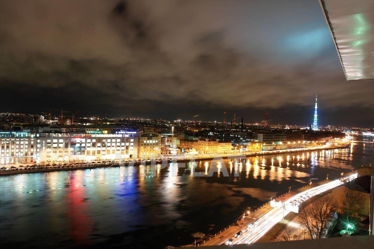 Продажа элитных квартир Санкт-Петербурга. Оренбургская ул., 2 Вид из окон