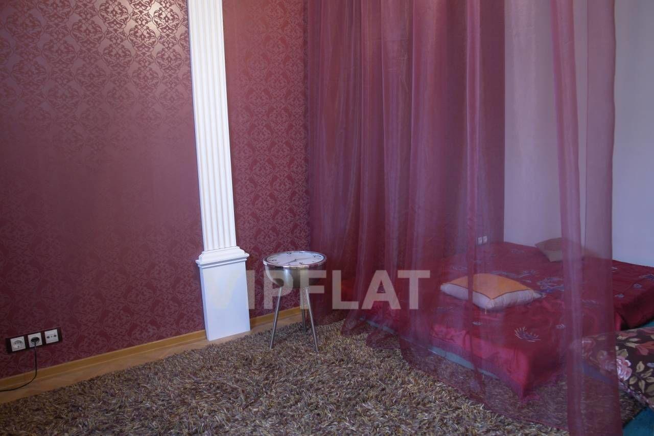 Продажа элитных квартир Санкт-Петербурга. Мытнинская улица, 2 Зона спальни