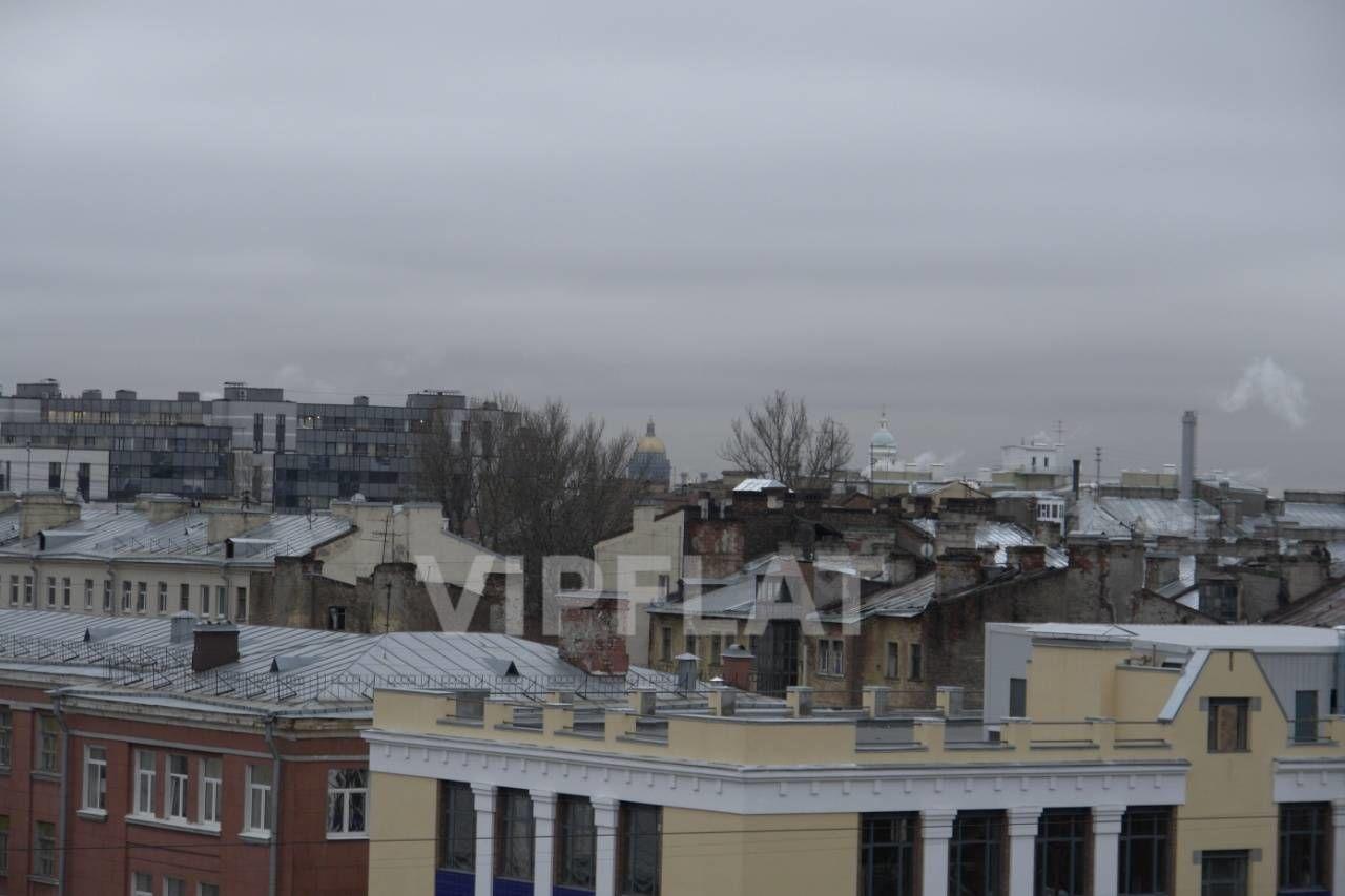Продажа элитных квартир Санкт-Петербурга. Петрозаводская, 13 Вид с лоджии