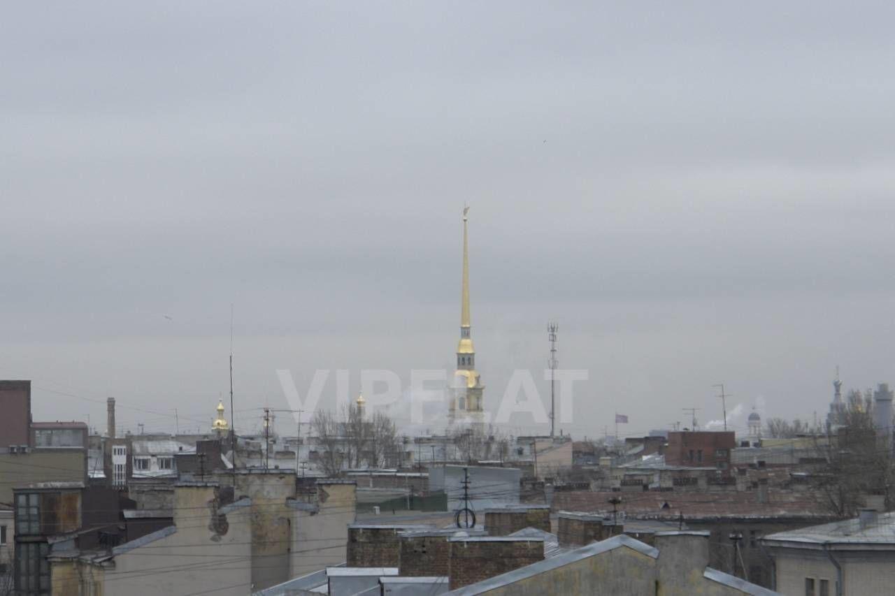 Продажа элитных квартир Санкт-Петербурга. Петрозаводская, 13 Вид из окна
