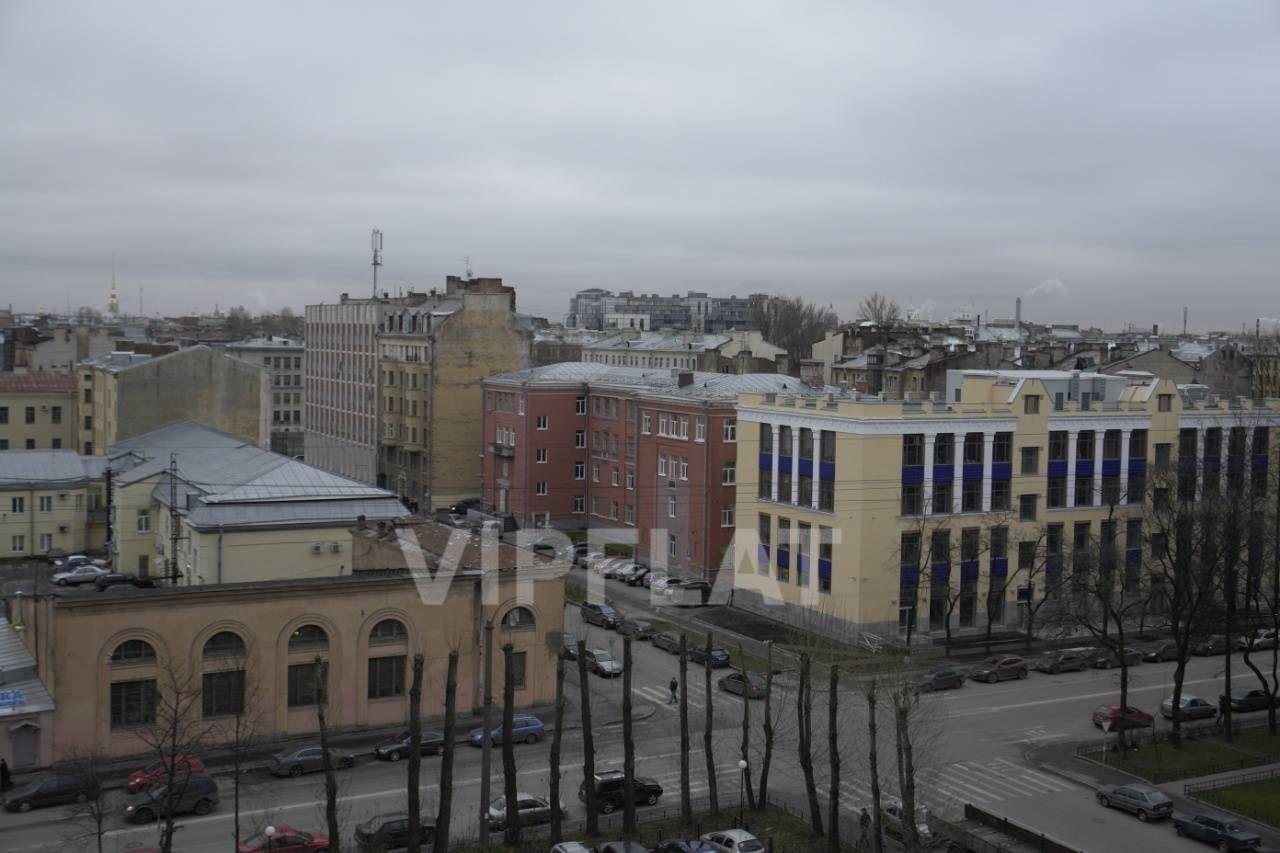 Продажа элитных квартир Санкт-Петербурга. Петрозаводская, 13 Вид из окон
