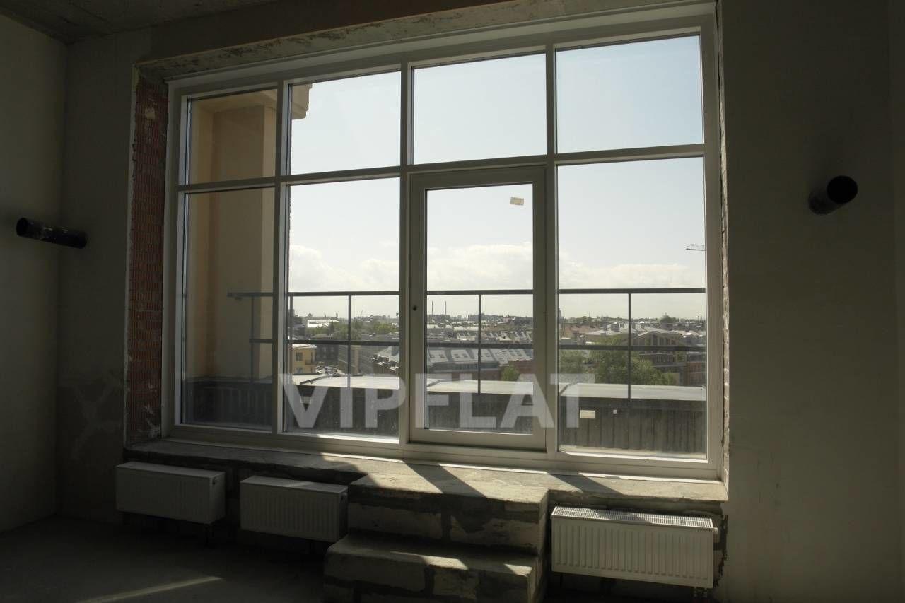 Продажа элитных квартир Санкт-Петербурга. Парадная ул., 3, корпус 2 Панорамные окна