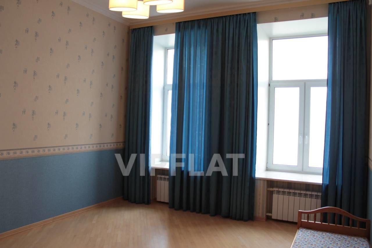 Продажа элитных квартир Санкт-Петербурга. Румянцевская площадь, 2 Детская комната