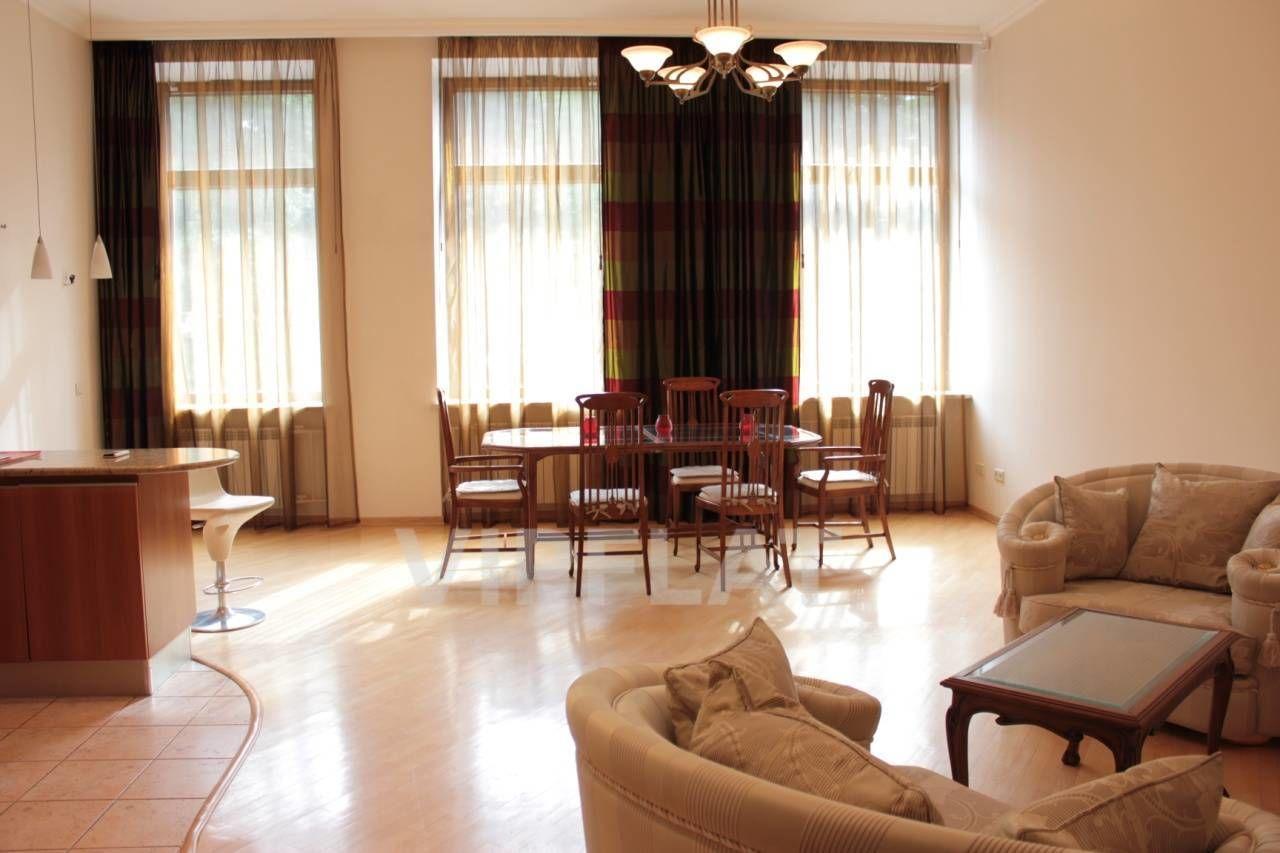 Продажа элитных квартир Санкт-Петербурга. Румянцевская площадь, 2 Гостиная