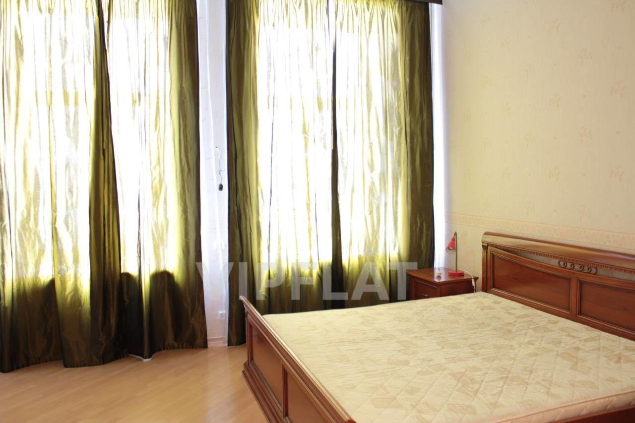 Продажа элитных квартир Санкт-Петербурга. Румянцевская площадь, 2 Спальня