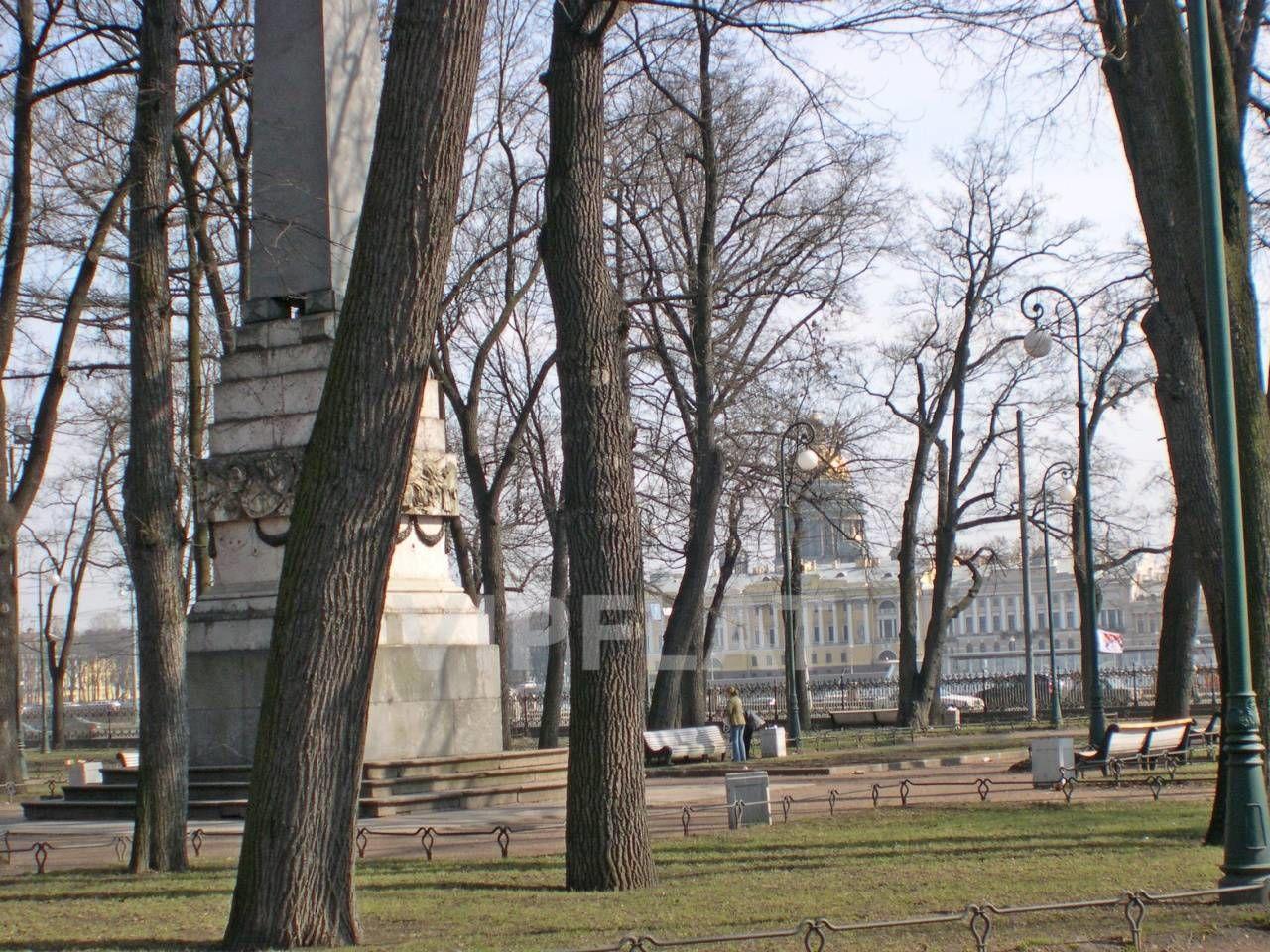 Продажа элитных квартир Санкт-Петербурга. Румянцевская площадь, 2 В Румянцевском саду
