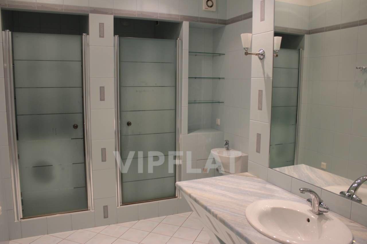 Продажа элитных квартир Санкт-Петербурга. Румянцевская площадь, 2 Ванная комната с душевой