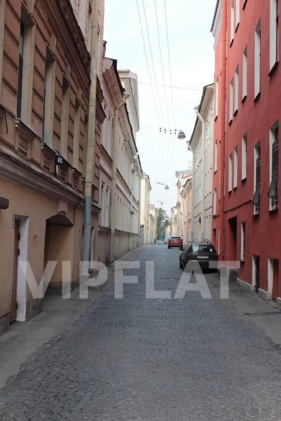 Продажа элитных квартир Санкт-Петербурга. Румянцевская площадь, 2 Вход во двор с улицы Репина