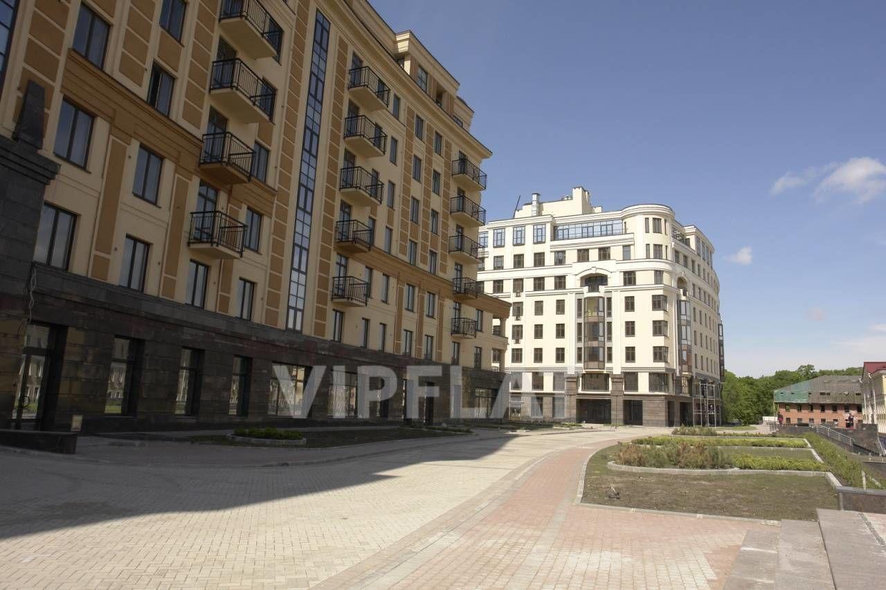 Продажа элитных квартир Санкт-Петербурга. Парадная ул., 3 к. 2 Территория комплекса