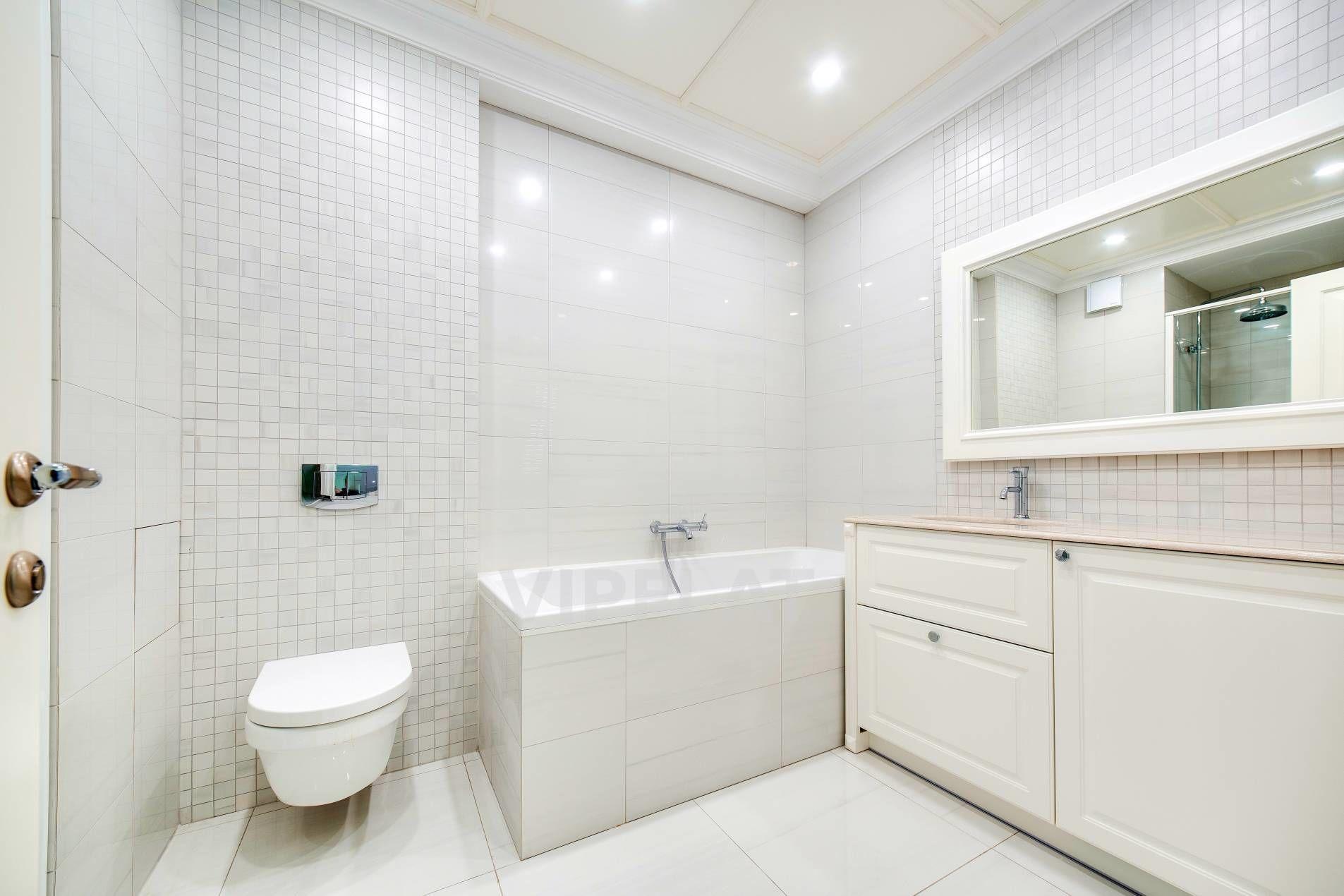 Продажа элитных квартир Санкт-Петербурга. Приморский пр., 52 к.1 Ванная комната