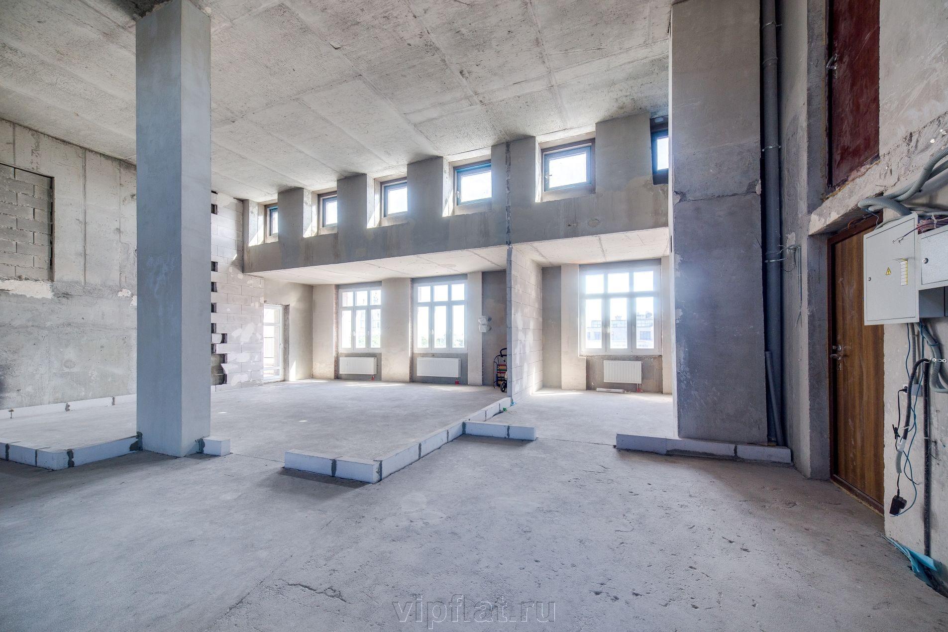 Продажа элитных квартир Санкт-Петербурга. Орловская ул, 1 Возможность воплощения самых смелых архитектурных решений