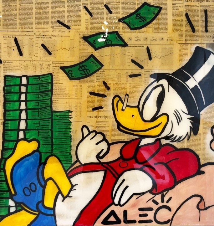 Alec Monopoly special for VIPFLAT