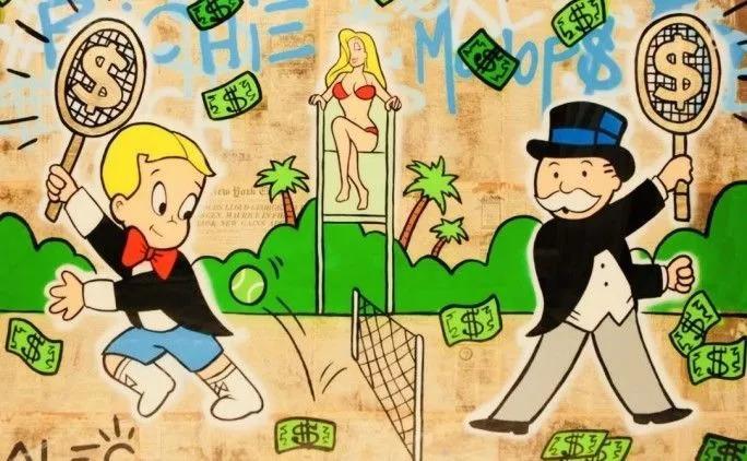 Номинации 2021 by Alec Monopoly